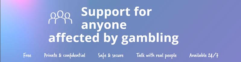 Gambling Help Online