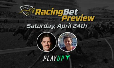 RacingBet Preview Show April 24th